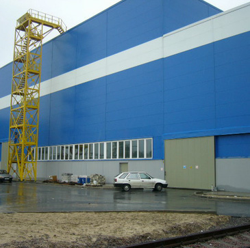 Lipetsk, Steel Strip Pickling Plant